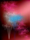 Happy New Year celebration Stock Images