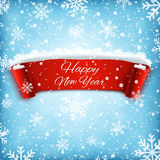 Happy New year celebration background Royalty Free Stock Photos
