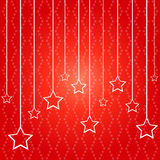Happy New Year 2016 celebration background. With stars Stock Images