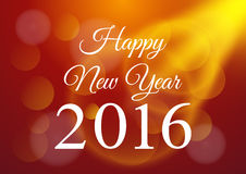 Happy New Year celebration background. Vector illustration Royalty Free Stock Photo