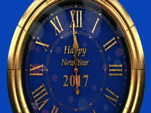 Happy New Year 2007 stock footage