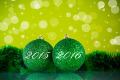 Happy New Year ! Stock Images