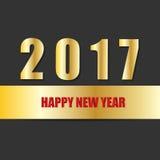 Happy new year concept. 2017 happy new year concept Stock Photo
