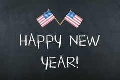 Image result for american flag happy new year