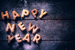 Happy New Year concept Stock Images