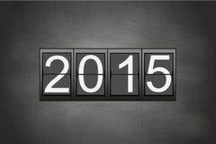 Happy new year 2015 Stock Photos