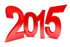 Happy New Year - 2015 Stock Image