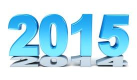 Happy New Year - 2015 Royalty Free Stock Photos