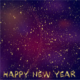 Happy New Year  design Royalty Free Stock Images