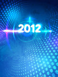 Happy new year design Stock Photography