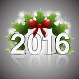 Happy New Year design Royalty Free Stock Photography