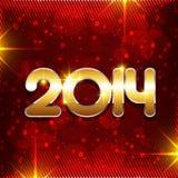 Happy new year design Stock Photos