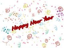 Happy New Year/eps Royalty Free Stock Image
