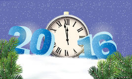 Happy New Year. Stock Photo