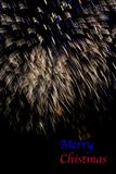 ,Happy new year 2019 with fireworks background. Celebration New Year 2019 at night Stock Images