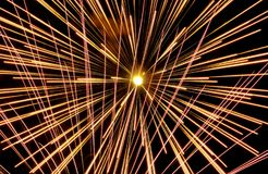 Happy New Year fireworks. Background royalty free stock photography