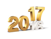 2017 Happy New Year Royalty Free Stock Photos