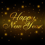 Happy new year 2016. Happy  year  graphic design,  illustration Royalty Free Stock Images
