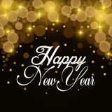 Happy new year 2016. Happy  year  graphic design,  illustration Royalty Free Stock Image