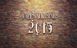happy new 2015 year Royalty Free Stock Images