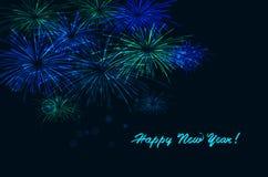 Happy New 2018 Year. Stock Photography