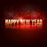 Happy new year. holiday background Stock Photos
