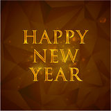 Happy new year. holiday background Royalty Free Stock Image