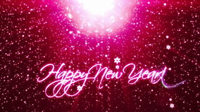 New Year 2016 Animation stock video. Video of fashion - 60736249
