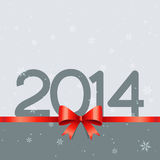 Happy new year holiday. Greeting design Stock Images