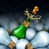 Happy New Year Idea Royalty Free Stock Photo