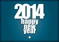 2014 - Happy New Year Stock Photos