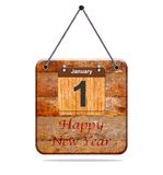 Happy New Year. Royalty Free Stock Images