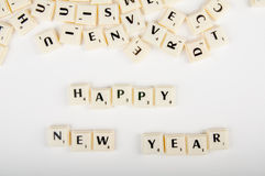 Happy new year Stock Image