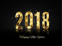 2018 happy new year.merry Christmas. congratulate. 2018 happy new year.merry Christmas. i congratulate with 2018 year Royalty Free Stock Photo