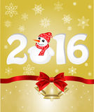 Happy New Year and Merry  Christmas Royalty Free Stock Photo