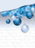 Happy New year & Merry Christmas wallpaper Royalty Free Stock Images