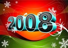 Happy New Year's Stock Image