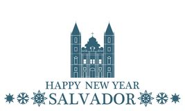 Happy New Year Salvador Stock Images