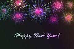 Happy New 2018 Year. Stock Image