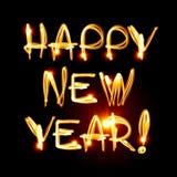 Happy New Year Stock Photography