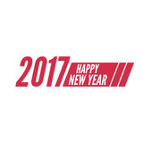 Happy new year 2017 theme. For greeting card, flyer, invitation, poster, brochure, banner, calendar Christmas Meeting events Vector Stock Images