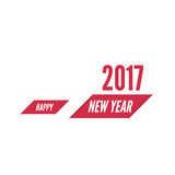 Happy new year 2017 theme. For greeting card, flyer, invitation, poster, brochure, banner, calendar Christmas Meeting events Vector Stock Photos