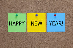 Happy New year! Royalty Free Stock Photo