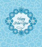 Happy New Year 2014. Vector Happy New Year 2014 Royalty Free Stock Image