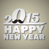 2015 happy new year. Vector Stock Images