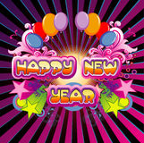 Happy new year vector Stock Photos