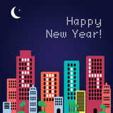 2014 Happy New Year, vector vector illustration