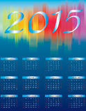 Happy New Year - 2015 Stock Image
