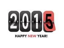 2015 happy new year vector. Digitally generated 2015 happy new year vector Vector Illustration