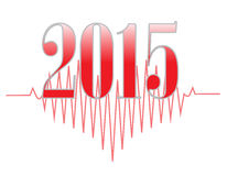 Happy new year 2015. Vector illustration vector illustration
